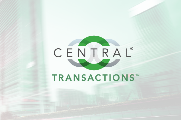 Central Transactions